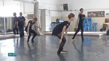 Companhia de dança de Corumbá vai se apresentar na Europa - Companhia foi selecionada para apresentação em Portugal após vencer competição.