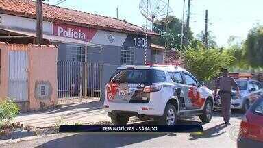 PM que matou marido com tiro acidental na cabeça é aluna de escola de soldado - César Soares, de 27 anos, chegou a ser socorrido, mas morreu no hospital, em Porangaba (SP). Polícia Militar diz que arma era uma pistola .40 e caso será apurado.