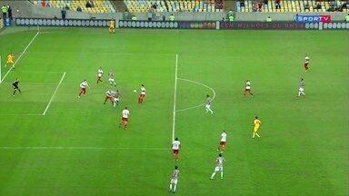 Fluminense 0 x 3 Internacional