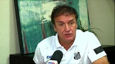 Cuca busca primeira vitória em segunda passagem pelo Santos - Cuca busca primeira vitória em segunda passagem pelo Santos