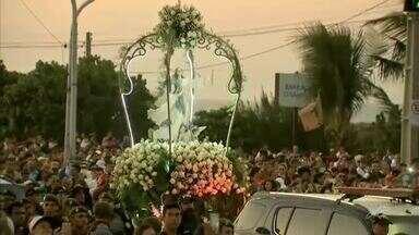 Fortaleza tem dia de manifestação de fé de diferentes religiões - Saiba mais no G1.com.br/CE