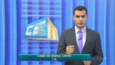 Mutirão dos desaparecidos vai estar na Cidade das Crianças nesta quinta-feira (16) - Saiba mais no G1.com.br/CE