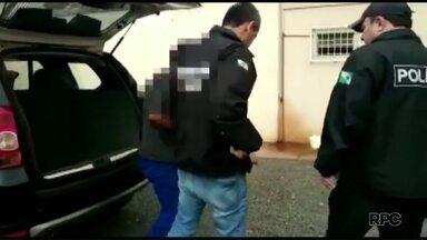 Índio foi preso em São Miguel do Iguaçu suspeito de abusar da própria filha - A criança tem oito ano