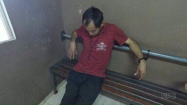Homem é preso acusado de atacar mulheres em Foz - Ele também é suspeito de roubar as vítimas
