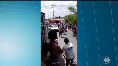 Duas pessoas são baleadas na Zona Leste de Teresina - Duas pessoas são baleadas na Zona Leste de Teresina