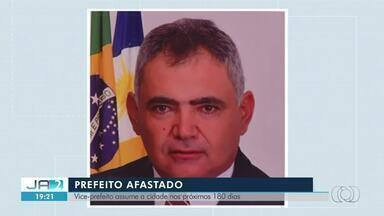 Vice-prefeito de Nova Olinda é notificado para assumir o comando da cidade - Vice-prefeito de Nova Olinda é notificado para assumir o comando da cidade