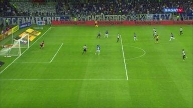 Cruzeiro 1 (3) x (0) 2 Santos