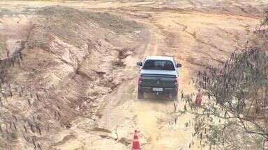 Agentes de segurança pública do estado participaram de um curso direção off road - O treinamento prepara para as dificuldades enfrentas nas operações.