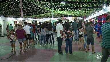 1ª Feira de Negócios encerra neste sábado (18) em Carnaíba - Eventos reúne diversos setores .