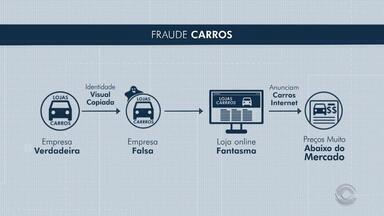 Criminosos usam revendas de carro do Vale do Rio Pardo para aplicar golpe pela internet - Segundo a polícia, o golpe está sendo aplicado há pelo menos três meses.