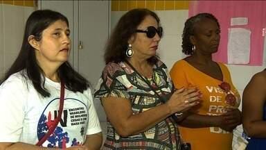 Sergipe recebeu representantes de movimento nacional de mulheres cegas e com baixa visão - Elas vieram para trocar experiências com sergipanas nessa condição.
