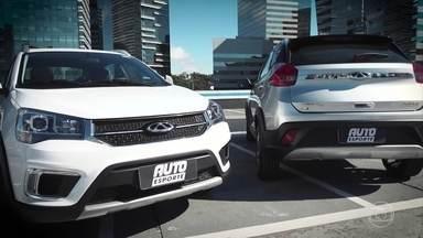 Veja as novidades do Chery Tiggo - SUV busca atender às necessidades de quem anda no trânsito da cidade.