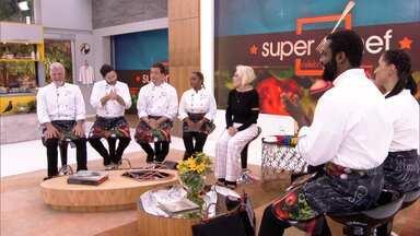 Mais Você - Programa de segunda-feira, 20/08/2018, na íntegra - Ana Maria Braga recebe os participantes para o Super Chef Celebridades e mostra os dois primeiros workshops da galera