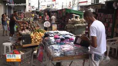 Trabalho informal: 2,7 milhões de baianos trabalham sem carteira assinada - Com a crise econômica, muita gente tem buscado a informalidade; confira.