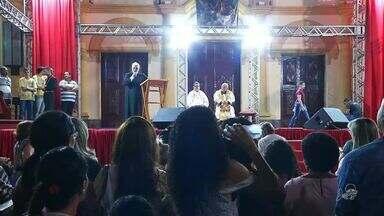 Homenages a Nossa Senhora da Penha começaram no sábado - Saiba mais em g1.com.br/ce