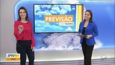 Confira a previsão do tempo para São Carlos e região nesta segunda-feira (20) - Confira a previsão do tempo para São Carlos e região nesta segunda-feira (20).
