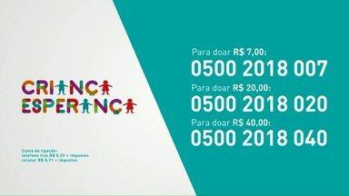 Agosto é o mês do Criança Esperança - Parceria entre a Globo e Unesco ajuda projetos sociais em todo o Brasil há mais de 30 anos.