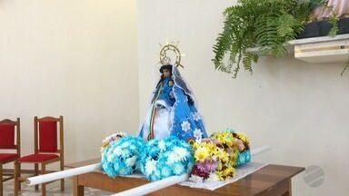 Comunidade boliviana de Corumba homenageia Nossa Senhora Urkupinha - Neste fim de semana celebraram missa e fizeram uma procissão.