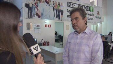 Centro Público tem 15 vagas de emprego disponíveis em Santos - IBGE divulga grande número de desempregados no país.