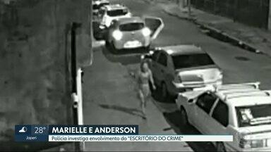 Marielle Franco e Andreson Gomes podem ter sido mortos pelo Escritório do Crime - Trata-se de um grupo de matadores de aluguel composto de policiiais, ex-policiais e milicianos. Algumas evid~encias podem ligar o Escritório do Crime aos assassinatos na noite de 14 de março.