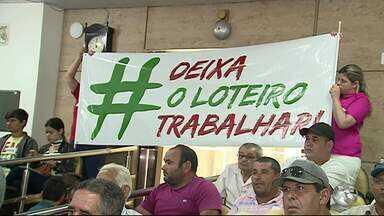 Situação de loteiros é tema de audiência pública em Caruaru - Tema foi debatido na Câmara de Vereadores do município.