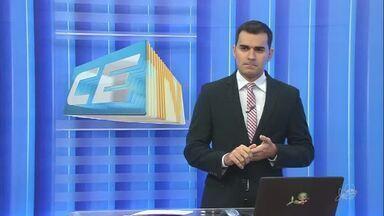 Veja como foi a campanha dos candidatos ao Governo do Estado nesta segunda-feira (20) - Mais notícias de eleições no Ceará vc encontra no nosso Portal de Notícias: g1.com.br/ce.