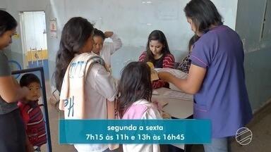 Mesmo com Dia D, vacinação contra polio e sarampo ainda tem baixa adesão em MS - Em Campo Grande cobertura vacinal chegou a 33,3% do público-alvo.