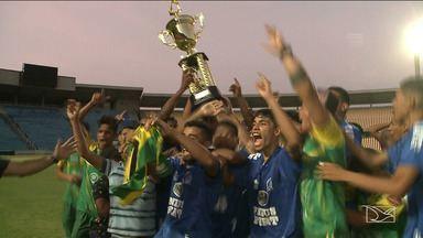 Nos pênaltis, Marília é campeão do Maranhense sub-19 - Marília vence o Sampaio na decisão do Campeonato Maranhense sub-19