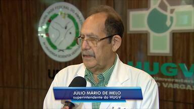 Neurocirugias estão suspensas há pelo menos 5 meses no HUGV - Único equipamento de tomografia está quebrado.