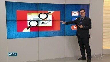 Tecnodicas: consultor do ES explica anúncios relacionados à pesquisa feita na internet - Gilberto Sudré tirou dúvidas de telespectadores.