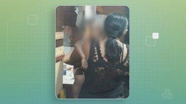 Após denúncia, Conselho Tutelar resgata criança vítima de maus tratos em Manaus - Caso foi registrado no bairro Morro da Liberdade.