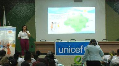 Santarém sedia 2º ciclo de capacitação do Selo Unicef - Representantes de 13 municípios participam do evento.