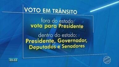 Está terminando o prazo para se inscrever para votar em trânsito - Veja esse e outros prazos relacionados às eleições de 2018.