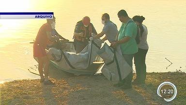 Trio é preso suspeito de matar e queimar casal de pescadores em São José - Casal vivia em uma comunidade ribeirinha isolada. Crime foi em julho.