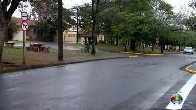 Motoristas desrespeitam a sinalização de trânsito em Presidente Prudente - Trechos estão localizados no Jardim Bongiovani.