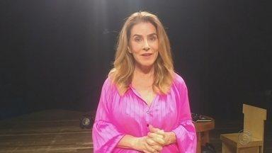 Confira a agenda de cultura e lazer para Bauru e região - Fernanda Ubaid traz os principais programas de cultura e lazer para o Centro-Oeste Paulista.