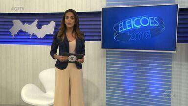 Pesquisa divulga as intenções de voto dos eleitores para o Governo de Pernambuco - Essa foi a primeira rodada da pesquisa.