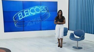 Confira a agenda política dos candidatos a governador do Rio de Janeiro - Assista a seguir.