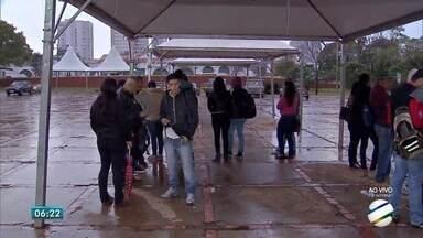 Campo Grande tem Feira da Empregabilidade nesta quarta-feira (22) - Evento promovido é oportunidade para muitos jovens ingressarem no mercado de trabalho.