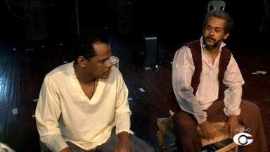 Peça 'Negreiros' é atração no Teatro Deodoro - Espetáculo acontece através do projeto Teatro é o Maior Barato.