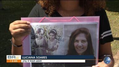 Confira o quadro de desaparecidos da TV Subaé desta quarta-feira (22) - Quem tiver alguma informação pode ligar para os números que aparecem no vídeo.