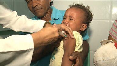 Mais da metade das crianças maranhenses estão imunizadas contra sarampo e poliomielite - Falta pouco para que o prazo da Campanha de Vacinação se encerre no Maranhão.
