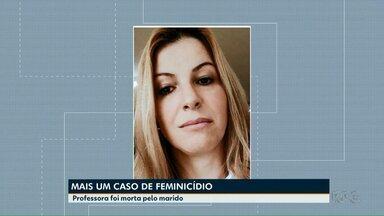 Polícia conclui inquérito da morte da professora Adriana dos Santos - A investigação apontou mais um caso de feminicídio