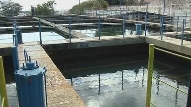 Reservatório de água de Garça passa por reformas e prejudica abastecimento - O maior reservatório de água tratada da cidade de Garça (SP) está em reforma e, por conta disso, o fornecimento de água acabou diminuindo cerca de um terço.
