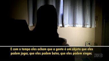 Mulheres agredidas falam sobre os traumas deixados pela violência que sofreram - Três vítimas fazem relatos de dor, medo e sofrimento.