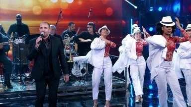 Diogo Nogueira canta 'Clareou' - Música faz parte do novo álbum do cantor