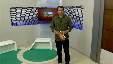 Confira na íntegra o Globo Esporte PB desta segunda-feira (27.08.18) - Kako Marques apresenta os principais destaques do esporte paraibano