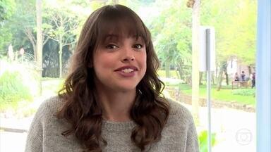 Famosas falam sobre franjas - Fernanda Keulla também foi ouvir a opinião do povão sobre esta tendência