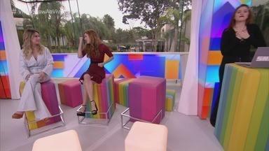 Vídeo Show - Programa de Segunda-feira, 27/08/2018, na íntegra - O programa mostra os bastidores da televisão brasileira.