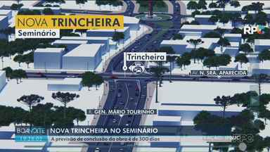 Prefeitura faz audiência pública pra discutir construção de trincheira - Obra será feita no cruzamento das ruas Mário Tourinho e Nossa Senhora Aparecida, no Seminário.